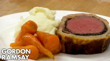 Gordon Ramsay Teaches Prisoners How To Cook A Beef Wellington   Gordon Behind Bars