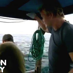 Shark Bait, Long line fishing | Gordon Ramsay