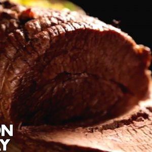 Simple Beef Brisket | Gordon Ramsay
