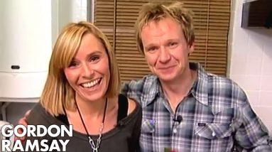 Tana tricks her husband | Gordon Ramsay
