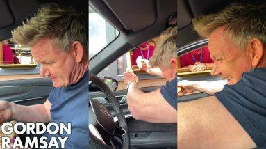 Gordon Ramsay's Best Drive-Thru Pranks