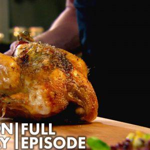 Gordon Ramsay's Roast Chicken Recipe | Home Cooking FULL EPISODE