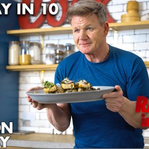 Ramsay in 10 is Becoming a Cookbook!