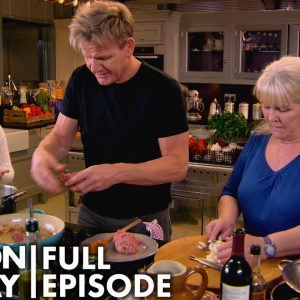 Gordon Ramsay Makes Shepherd's Pie With His Mother | Gordon Ramsay's Home Cooking FULL EPISODE