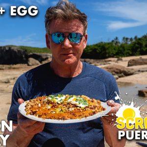 Can Gordon Ramsay Elevate a Puerto Rican Rice Dish? | Scrambled
