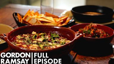 Gordon Ramsay's Guide To Big & Bold Flavours | Home Cooking FULL EPISODE