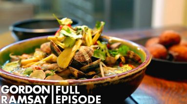 Gordon Ramsay's South East Asian Inspired Recipes | Home Cooking FULL EPISODE