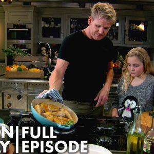 Gordon Ramsay Cooks His Favourite French Inspired Dishes | Home Cooking FULL EPISODE