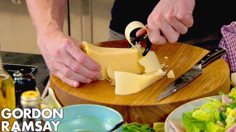 Cheesy Recipes With Gordon Ramsay