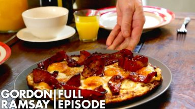 Gordon Ramsay's American Inspired Recipes   Home Cooking FULL EPISODE