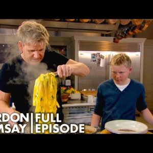 Gordon Ramsay's Guide To Italian Cooking | Home Cooking FULL EPISODE