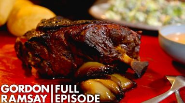 Gordon Ramsay's Smoky Pulled Pork   Home Cooking FULL EPISODE
