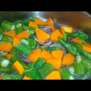 Ginisang vegetables ang aking kinakain sa aking diet almost 1kilos a day ang bawas ng aking timbang