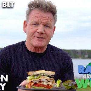 Gordon Ramsay Cooks the Ultimate Lobster BLT in Maine | Ramsay Around the World