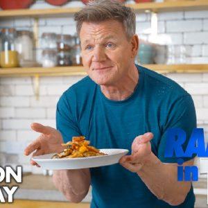 Gordon Ramsay Makes a Delicious Pork Tenderloin Dish in UNDER 10 Minutes | Ramsay in 10